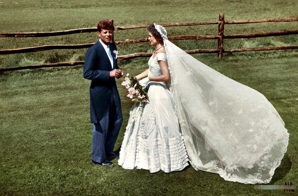 Jacqueline traynor wedding