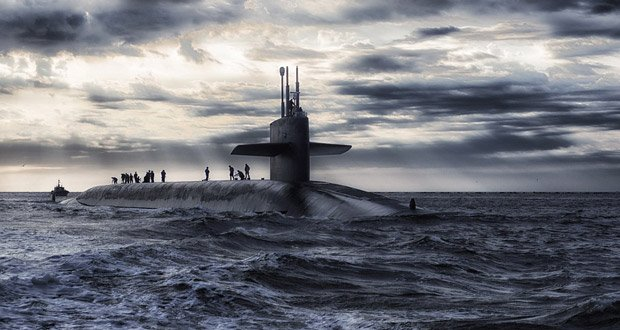 Submarine Facts - 31 Interesting Facts About Submarines