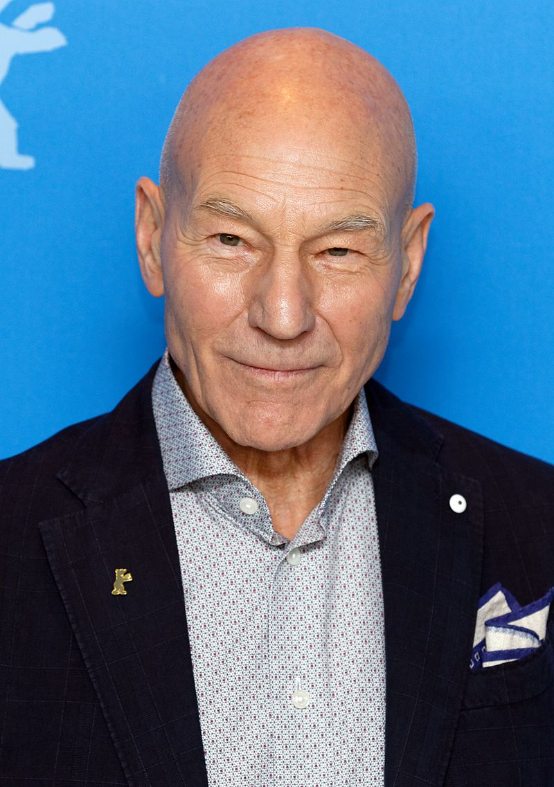 Patrick Stewart Facts - 31 Interesting Facts About Patrick ...